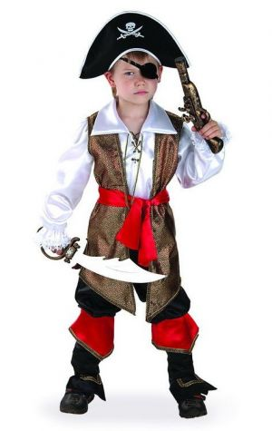 Костюм пирата детский карнавальный своими руками - Naturapura.ru