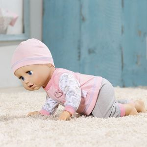 Zapf Creation Baby Annabell 700-136 Бэби Аннабель Кукла Учимся ходить, 43 см3