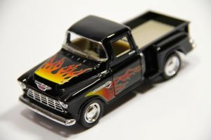 А/м кт5330дф Chevy Stepside pick up 1:32 1/12 215392