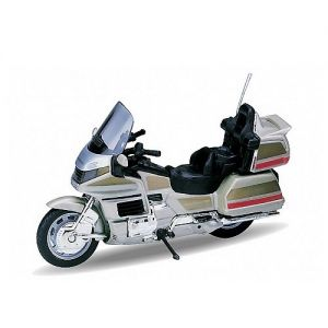 Welly мото 12148Р 1:18 хонда gold wing САКС 10%