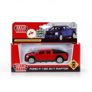А/М 67329 FORD F-150 SVT RAPTOR открыв. двери  Технопарк 211996