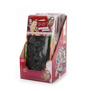 "Гравюра 025P-EAH ""Ever after high"" ассорти 187181"