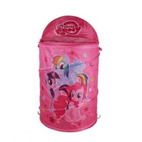 "Корзина 17915-R ""MY LITTLE PONY"" 43*60см в пакете"