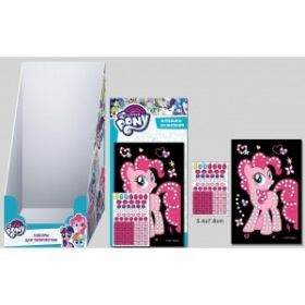"Мозаика алмазная ""MY LITTLE PONY"" SPM-SM-MLP01 Multiart"