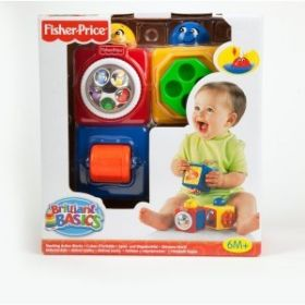 Кубики 74121 FISHER PRICE развивающий 169015