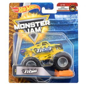 Mattel Hot Wheels 21572 Хот Вилс MONSTER JAM машинки 1:64
