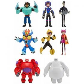 Big Hero 6 The Series 41275 Биг Хиро 6 Микрофигурка 12 см (в ассортименте)