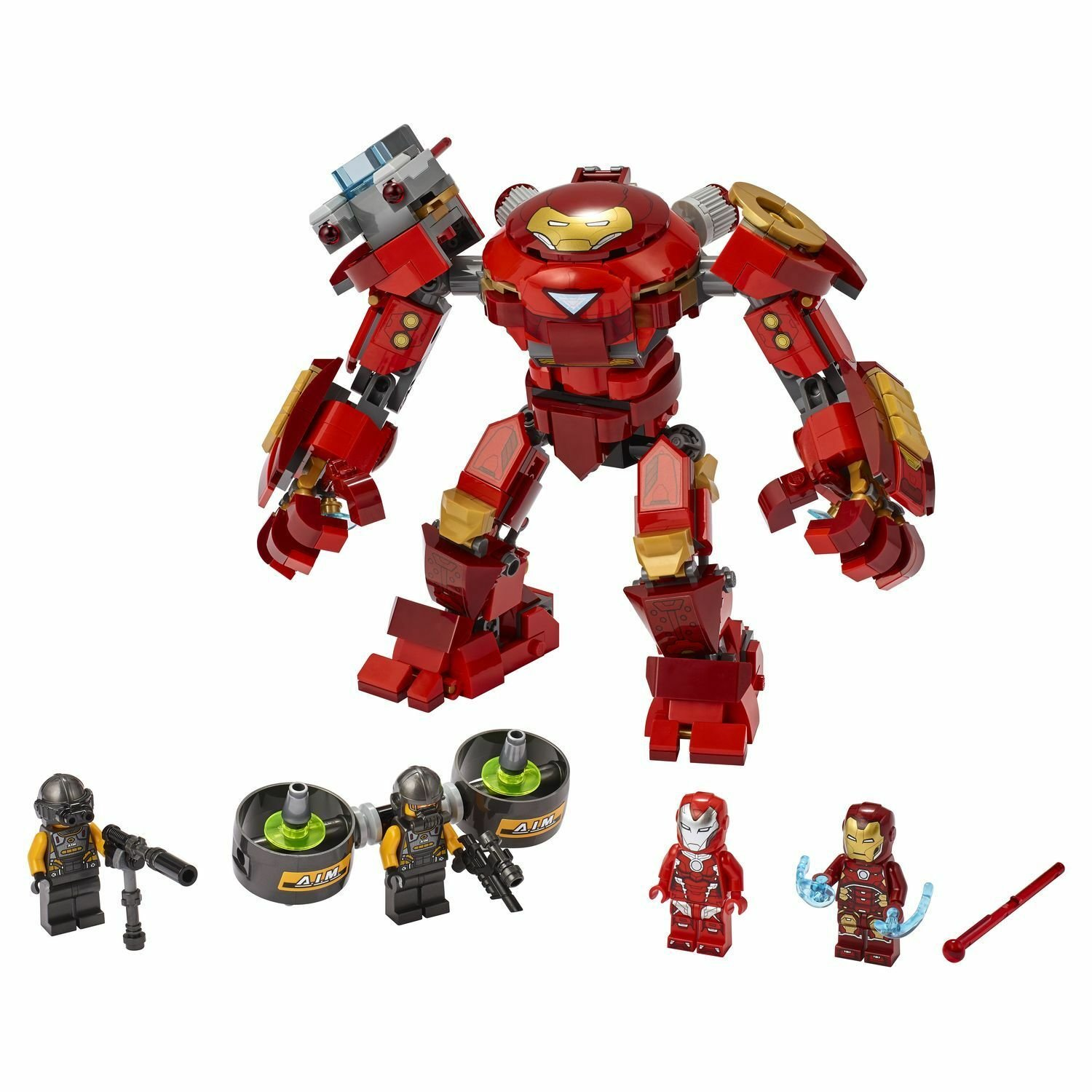 LEGO Super Heroes 76164 Халкбастер против агента А.И.М.